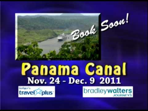 2011 Panama Canal Commercial - Goliger's TravelPlus