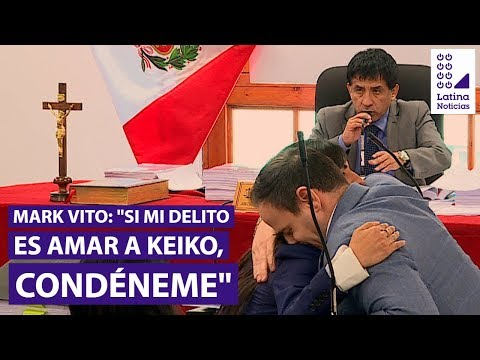 Las frases de Mark Vito Villanella ante el juez Concepción Carhuancho | 90 Central