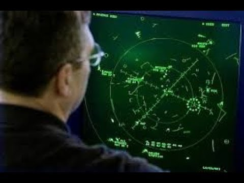 Pilots Shocked By Huge UFO Passing Planes.Albuquerque Centre Air Traffic Control