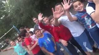 Վորլդ Վիժն Նոյեմբերյանը «Ծիծեռնակ» ճամբարում