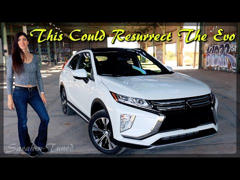 This Is How Mitsubishi Will Make A Come Back // 2020 Eclipse-Cross Review