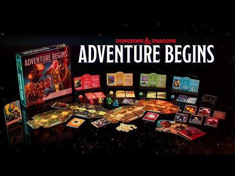 How to Play D&D: Adventure Begins