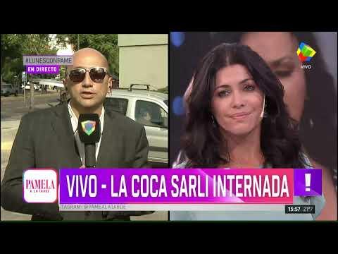 La Coca Sarli fue operada y se encuentra en terapia intensiva