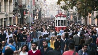 Beyoğlu İstiklal Caddesi ( Taksim / İstanbul ) 1