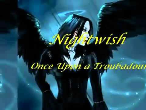 Nightwish - Once Upon a Troubadour Lyrics