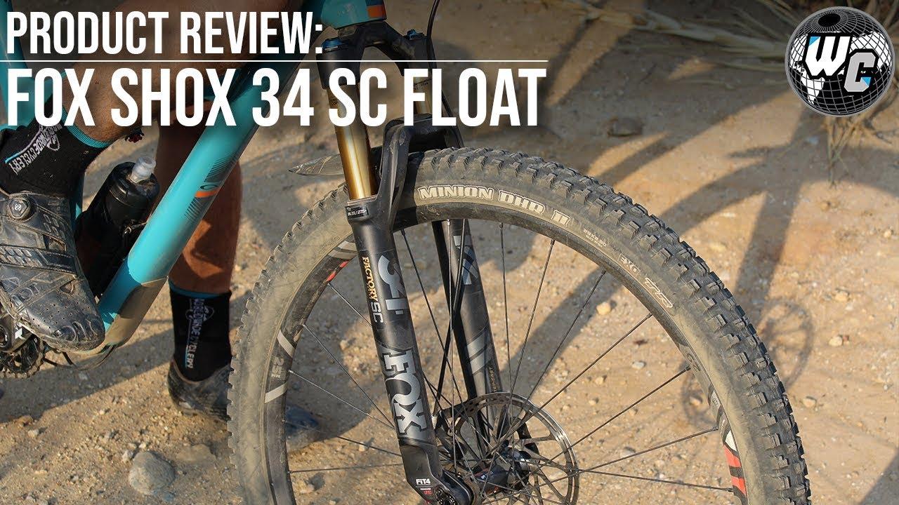 Fox 34 Step-Cast Fork Review (Is Lighter Better or Flex'ier