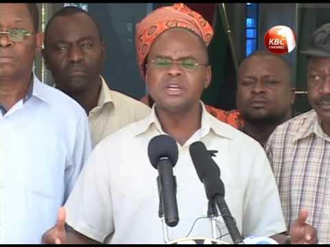 Graft: Kilifi Governor wants Mungatana arrested
