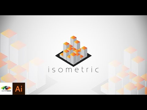 how to make isometric shapes in illustrator