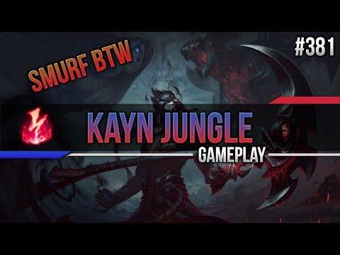 Kayn (Jungle): Better Jungler Wins #381 [Lets Play] [League of Legends] [German / Deutsch]
