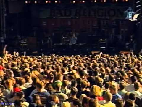 Bad Religion - Dont Sell Me Short (01 of 12 - Live Hard Pop Days 2000 Hannover Germany)