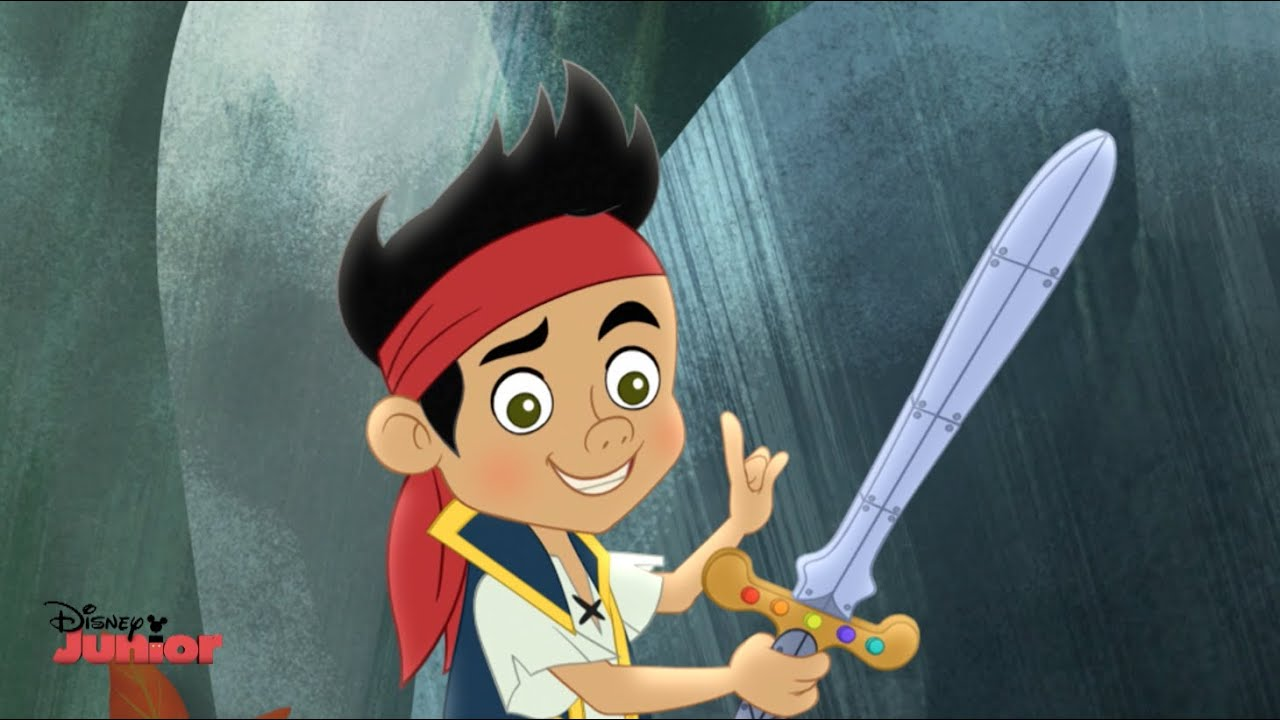 jake and the never land pirates mega meca sword disney junior
