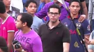 حركة 6 أبريل المصرية.. دعمت السيسي فانقلب عليها