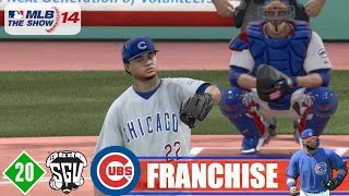 MLB 14: The Show (PS4) Chicago Cubs Franchise - EP20