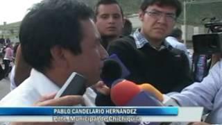 RMV inaugura carretera remodelada Guadalupe Victoria - Chichiquila