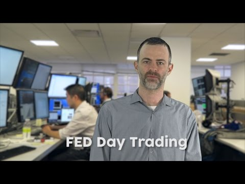 FED Day Trading