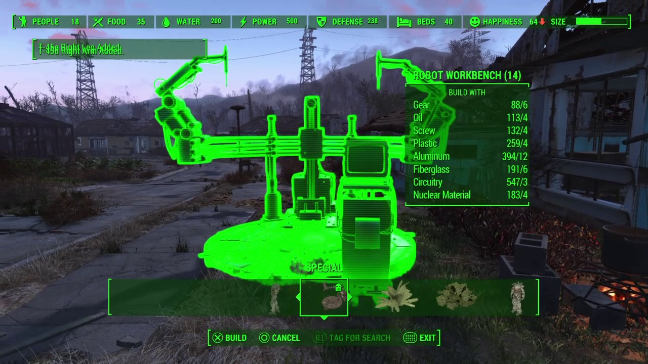 Fallout 4 PS4 MODS - FREE MAKER (IN DEPTH)