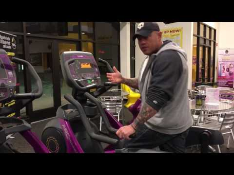 Planet Fitness Arc Trainer - How To Use The ARC Trainer Machine At Planet Fitness