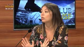 REPLAY CLUB HOUSE GIRONDINS TV - Emission du 18/05/2018