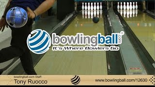 bowlingball.com Brunswick Absolute Nirvana Bowling Ball Reaction Video Review
