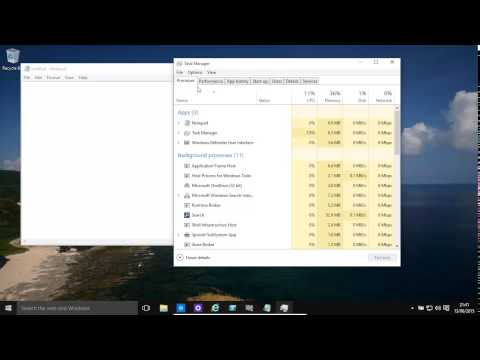 Windows 10 And 8.1 Set Process Priority - Make Programs Run Faster or Slower