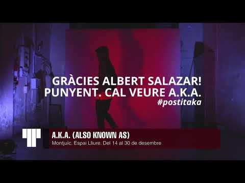 'A.K.A. (Also Known As)' - Teatre Lliure - Teaser