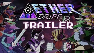 Aether Drift - RELEASE TRAILER (2018)