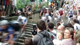 Start Pražské schody 2010