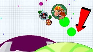 Agar.io Helping AG Clan Dominating The Server Agario Best Moments