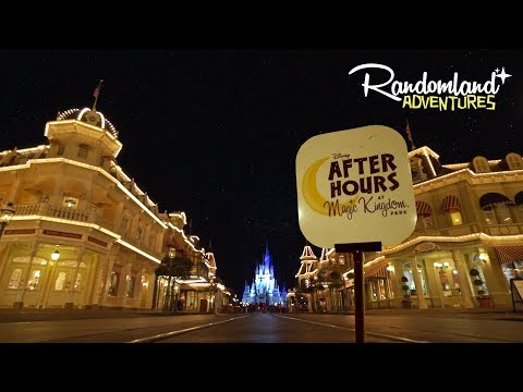Walt Disney World After Hours - Three Parks after Dark!
