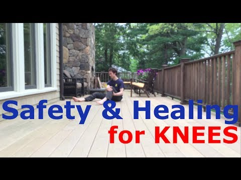 Yoga for Happy Knees, with Mike Taylor