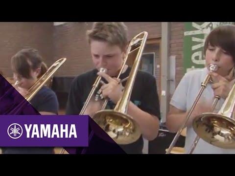 Music for life Wind class   Yamaha Music   German