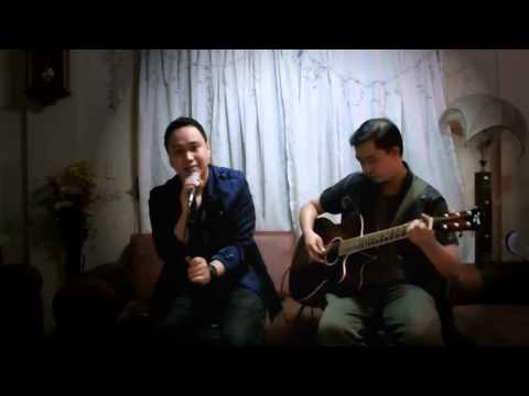 kung okay lang sayo - True Faith acoustic cover by Drex and Ryan