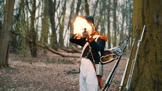Relive Napoleon's Battle of Waterloo - Historic event video