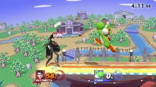 Yoshi players in a nutshell