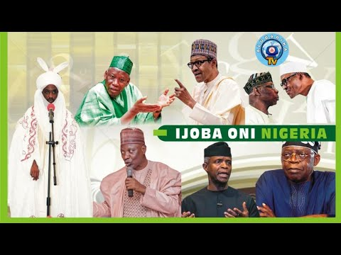 Download IJOBA ONI NIGERIA - 2020 Sheikh Buhari Omo Musa Destroyed Nigeria Government