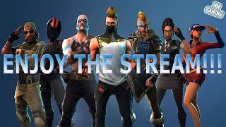Fortnite With NMG// Get in Here!!!! // Road to 200 Subs!!
