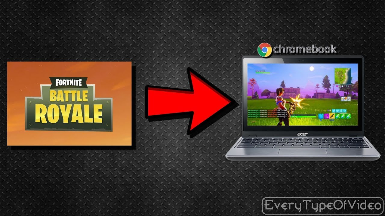 How to get fortnite on chromebook acer