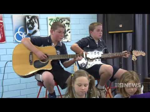 School Band | 9 News Adelaide