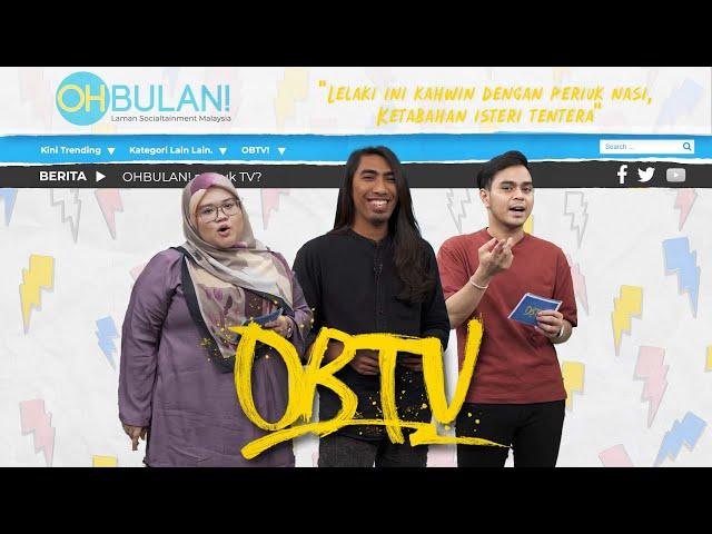 [OBTV] 5 Saat Lihat Suami Dari Jauh, Hadiahkan Kasut Buat Penghantar Kurier