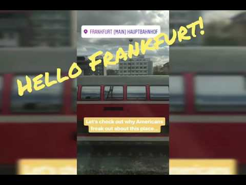 Frankfurt sights (and the Top 10 German cities you should visit instead)