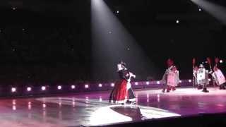 ディズニー・オン・アイス2013「トレジャー・トローブ」東京公演 前半