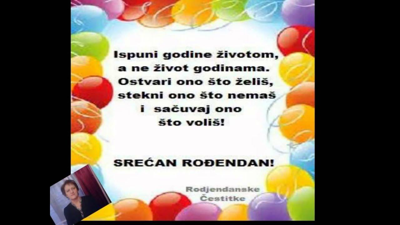 youtube rođendanske čestitke Srecan rodjendan!!   YouTube youtube rođendanske čestitke