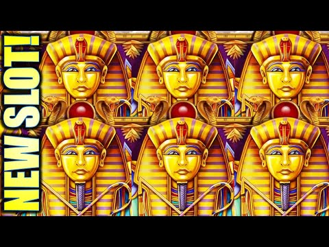 ★NEW SLOT!★ MAD MILLIONS - EGYPTIAN WEALTH SLOT MACHINE (AINSWORTH)