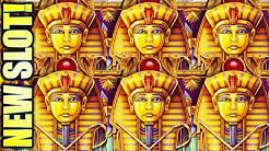★NEW SLOT!★ MAD MILLIONS - EGYPTIAN WEALTH SLOT MACHINE (AINSWORTH)