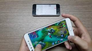 vuclip OPPO F3: Đánh giá PIN và Hiệu năng chơi Game