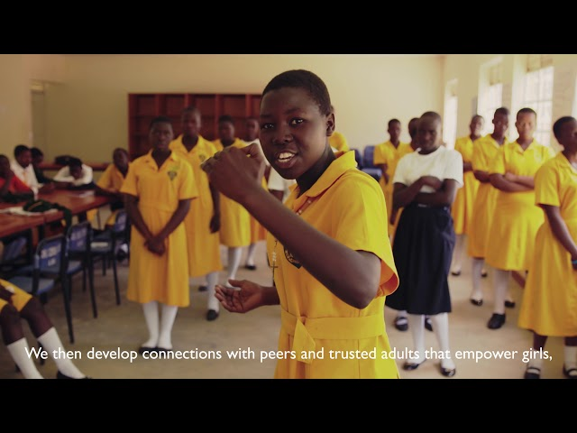 Keeping Girls Safe and in School in Sub-Saharan Africa | MacArthur 100&Change | World Vision USA