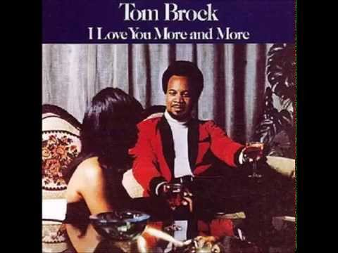 Tom Brock   There Is Nothing In This World That Can Stop Me from Loving You