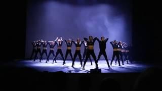 WIZZARD Waacking Choreo Performance
