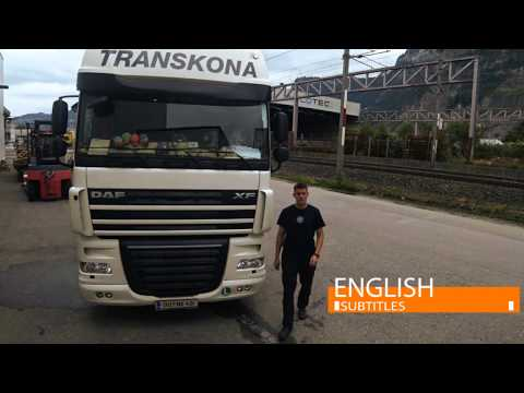 174. The Trucker. A kamionos 2017 (ENG-HUN)