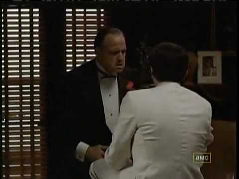 Don Corleone and Johnny Fontane YOU CAN ACT LIKE A MAN.mp4